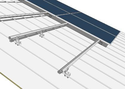 Custom Solar Mounting Systems